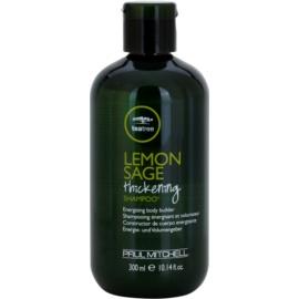 Paul Mitchell Tea Tree Lemon Sage energizující šampon pro hustotu vlasů  300 ml