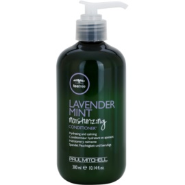 Paul Mitchell Tea Tree Lavender Mint hydratační a zklidňující kondicionér pro suché a nepoddajné vlasy  300 ml