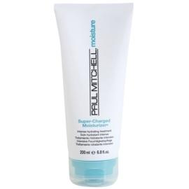 Paul Mitchell Moisture Super-Charged intenzivní kúra pro dehydratované a citlivé vlasy  200 ml
