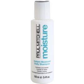 Paul Mitchell Moisture hydratační šampon pro suché a poškozené vlasy  100 ml