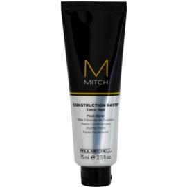 Paul Mitchell Mitch Construction Paste stylingová pasta pro rozcuchaný vzhled  75 ml