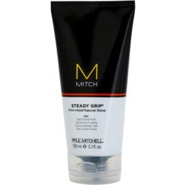 Paul Mitchell Mitch Steady Grip gel na vlasy extra silné zpevnění  150 ml