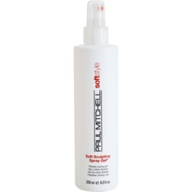 Paul Mitchell SoftStyle gel ve spreji flexibilní zpevnění  250 ml
