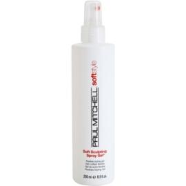 Paul Mitchell SoftStyle gel ve spreji flexibilní zpevnění  250 ml