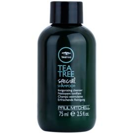 Paul Mitchell Tea Tree osvěžující šampon  75 ml