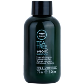 Paul Mitchell Tea Tree osvěžující šampon  75 ml