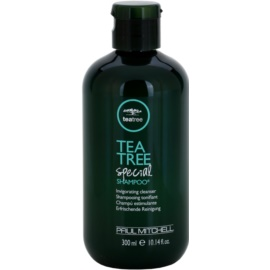 Paul Mitchell Tea Tree osvěžující šampon  300 ml