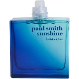 Paul Smith Sunshine For Men Limited Edition 2015 toaletná voda tester pre mužov 100 ml