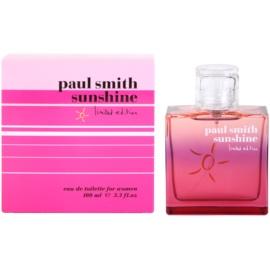 Paul Smith Sunshine Limited Edition 2014 Eau de Toilette für Damen 100 ml