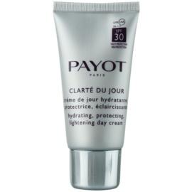 Payot Absolute Pure White hydratisierende und schützende Creme für alle Hauttypen SPF 30  50 ml