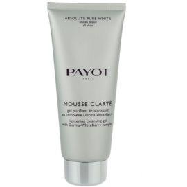 Payot Absolute Pure White gel de curatare pentru toate tipurile de ten  200 ml