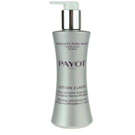 Payot Absolute Pure White woda tonizująca przeciw przebarwieniom skóry  200 ml