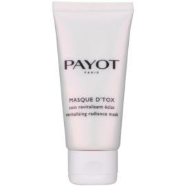 Payot Les Démaquillantes máscara facial revitalizadora e iluminadora  50 ml