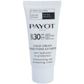 Payot Dr. Payot Solution hidratáló és védő krém SPF 30  50 ml