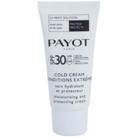 Payot Dr. Payot Solution hydratisierende und schützende Creme SPF 30  50 ml