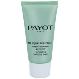 Payot Expert Pureté ексфолираща прочистваща маска за лице за смесена и мазна кожа   50 мл.