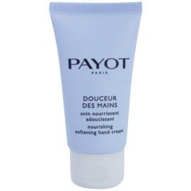 Payot Le Corps Creme für zarte Hände und Fingernägel  50 ml