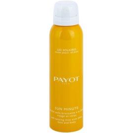 Payot Sun Minute samoporjavitveno pršilo za obraz in telo  125 ml