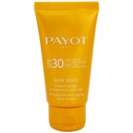 Payot Sun Sensi захисний крем проти старіння шкіри SPF 30  50 мл