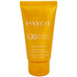 Payot Sun Sensi ochranný krém proti stárnutí pleti SPF 30  50 ml