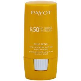 Payot Sun Sensi Stick para proteção das áreas mais sensíveis SPF 50+   8 g