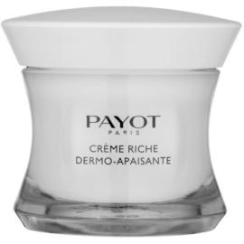 Payot Sensi Expert creme calmante e nutritivo  50 ml
