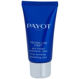 Payot Techni Liss crema alisadora para las primeras señales de envejecimiento de la piel   50 ml