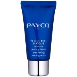 Payot Techni Liss máscara peeling com efeito alisador  50 ml