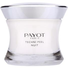 Payot Techni Liss crema peeling para redensificar la piel  50 ml