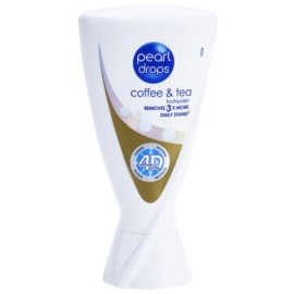 Pearl Drops Coffee & Tea Whitening Toothpaste To Treat Dark Spots  50 ml
