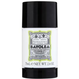 Penhaligon's Bayolea desodorizante em stick para homens 75 ml
