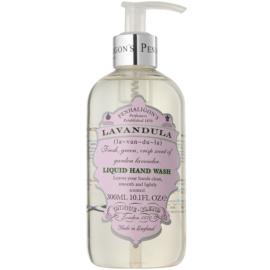 Penhaligon's Lavandula perfumowane mydło w płynie dla kobiet 300 ml
