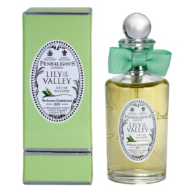 Penhaligon's Lily of the Valley Eau de Toilette para mulheres 50 ml