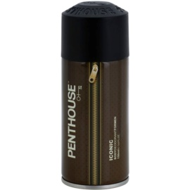 Penthouse Iconic deodorant Spray para homens 150 ml