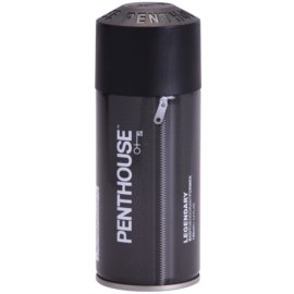 Penthouse Legendary desodorante en spray para hombre 150 ml