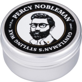 Percy Nobleman Hair cera de styling para cabello y barba  50 ml