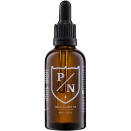 Percy Nobleman Beard Care Premium-Schnurrbartöl  50 ml