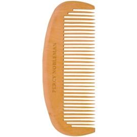 Percy Nobleman Beard Care peine de madera para la barba