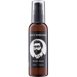 Percy Nobleman Beard Care šampon na vousy  100 ml