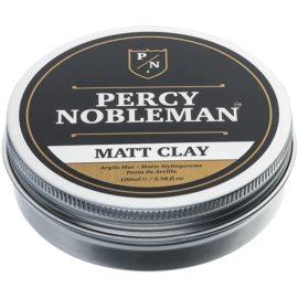 Percy Nobleman Hair matující vosk na vlasy s jílem  100 ml