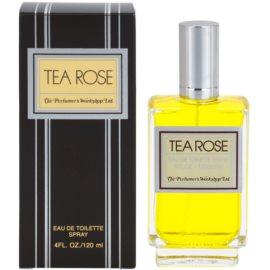 Perfumer's Workshop Tea Rose Eau de Toilette für Damen 120 ml