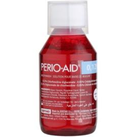 Perio•Aid Intensive Care płyn do płukania jamy ustnej kojący dziąsła podczas stanów zapalnych i chorób przyzębia  150 ml