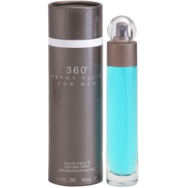 Perry Ellis 360° Eau de Toilette for Men 50 ml