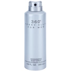 Perry Ellis 360° for Men testápoló spray férfiaknak 200 ml