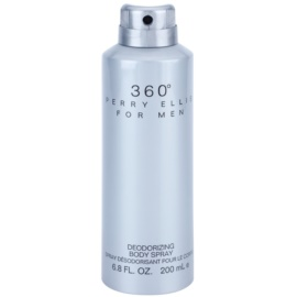 Perry Ellis 360° for Men Körperspray für Herren 200 ml