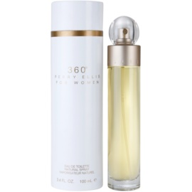Perry Ellis 360° eau de toilette nőknek 100 ml