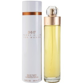 Perry Ellis 360° Eau de Toilette für Damen 200 ml