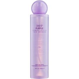 Perry Ellis 360° Purple testápoló spray nőknek 236 ml