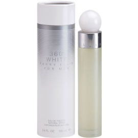 Perry Ellis 360° White Eau de Toilette für Herren 100 ml