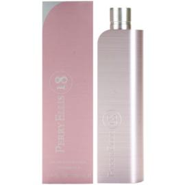 Perry Ellis 18 Eau de Parfum para mulheres 100 ml